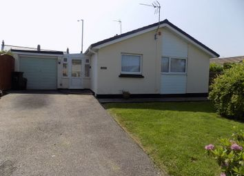 Thumbnail 2 bed detached bungalow for sale in Boscarne Crescent, St. Austell