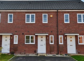 Thumbnail 2 bed terraced house for sale in East Works Drive, Cofton Hackett, Birmingham