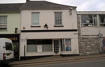 Thumbnail Retail premises to let in 111-113 Fore Street, Saltash, Cornwall