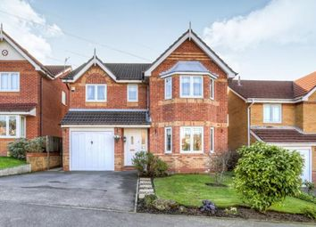 Thumbnail 4 bedroom detached house for sale in Cedar Avenue, Stalybridge, Cheshire, United Kingdom