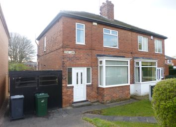 Thumbnail 3 bed semi-detached house to rent in Stag Lane, Rotherham