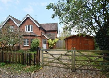 Thumbnail 2 bed semi-detached house to rent in Goring, Reading