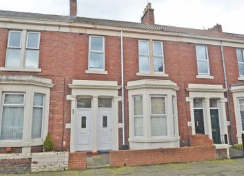 Thumbnail 3 bed flat to rent in Donkin Terrace, North Shields