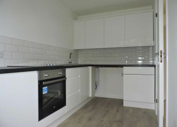 Thumbnail 1 bed flat to rent in St. James Lane, Greenhithe