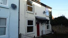 Thumbnail 2 bed terraced house to rent in George Street Mansfield, Nottingham