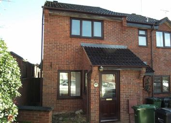Thumbnail 2 bed semi-detached house to rent in Primrose Close, Ross On Wye, Herefordshire