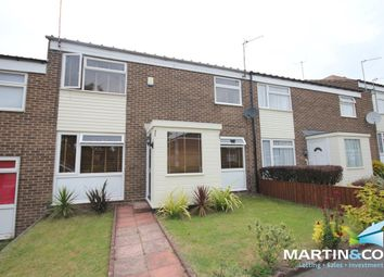 Thumbnail 3 bedroom terraced house to rent in Bullace Croft, Edgbaston