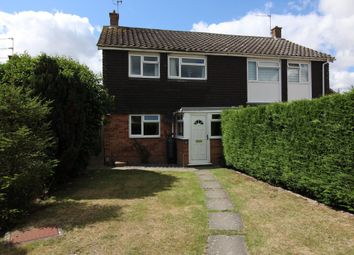 Thumbnail 3 bedroom semi-detached house for sale in Norman Drive, Old Catton, Norwich