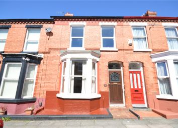 Thumbnail 3 bed terraced house for sale in Lisburn Road, Aigburth, Liverpool