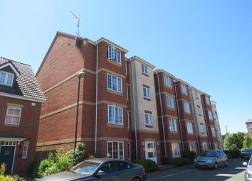 Thumbnail 2 bed flat to rent in Atlantic Way, Derby