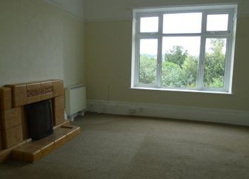 Thumbnail 1 bed flat to rent in 12 Knowles Hill Road, Newton Abbot