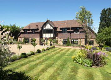 Thumbnail 6 bed detached house for sale in Egg Pie Lane, Weald, Sevenoaks, Kent