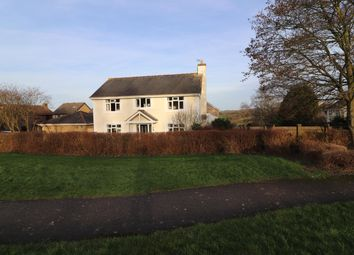 Thumbnail 4 bed detached house for sale in Burleigh Way, Wickwar, Wotton-Under-Edge