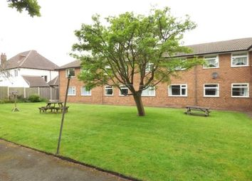 Thumbnail 2 bedroom flat for sale in Hardwick Court, Wood Lane, Sutton Coldfield, West Midlands