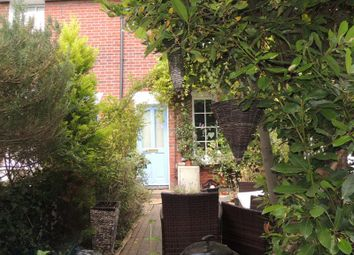 Thumbnail 2 bed terraced house for sale in Dentons Terrace, Wivenhoe, Colchester
