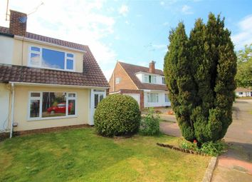 Thumbnail 3 bed property for sale in Quantock Road, Salvington, West Sussex
