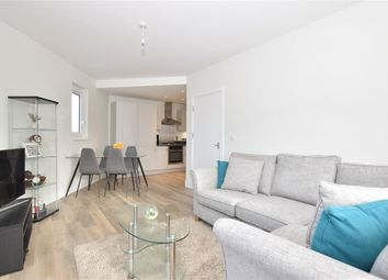 Thumbnail 2 bed flat for sale in West Green Drive, West Green, Crawley, West Sussex