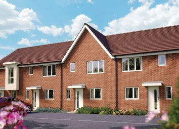 "Thumbnail 3 bed terraced house for sale in ""The Southwold"" at Toddington Lane, Wick, Littlehampton"
