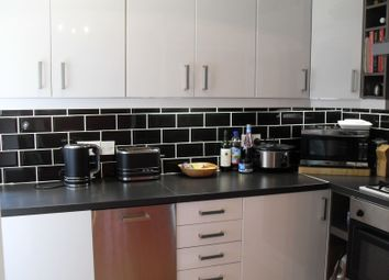 Thumbnail 3 bed flat to rent in Aristotle Road, London