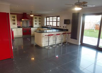 Thumbnail 7 bed detached house for sale in Hollycroft Road, Emneth, Wisbech