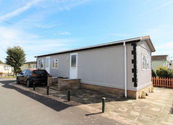Thumbnail 2 bed property for sale in Beach Farm Caravan Park, Arbor Lane, Lowestoft