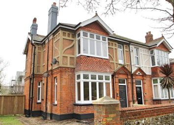 Thumbnail 1 bed flat for sale in 61 Richmond Road, Worthing, West Sussex