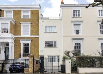 Thumbnail 4 bed property to rent in Hamilton Terrace, London