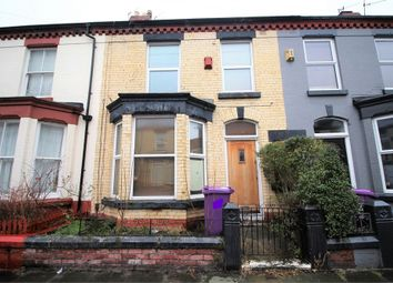 Thumbnail 3 bed terraced house for sale in Brookdale Road, Liverpool, Merseyside