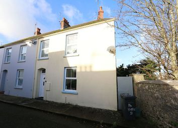 Thumbnail 3 bed end terrace house for sale in Harries Street, Tenby, Sir Benfro
