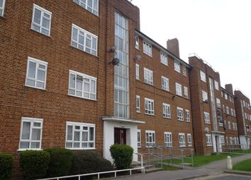 Thumbnail 2 bed flat to rent in Glazebrook Close, London