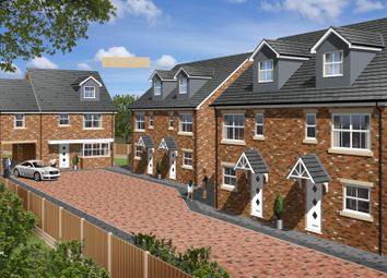 Thumbnail 4 bed semi-detached house for sale in Plot 1, Westfield Lane, South Elmsall, Pontefract