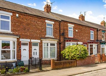 Thumbnail 2 bed terraced house for sale in Alexander Street, Darlington