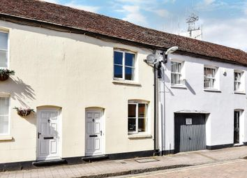 Thumbnail 2 bedroom terraced house for sale in Kings Road West, Newbury