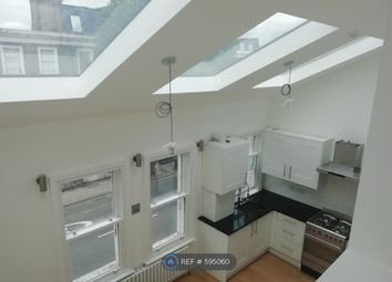 Thumbnail 3 bed flat to rent in Harwood Road, London