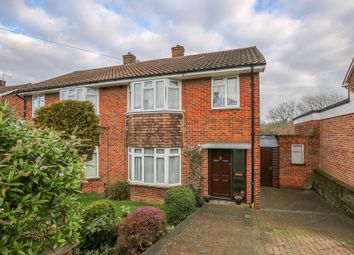 Thumbnail 3 bed semi-detached house for sale in Grisedale Gardens, Purley