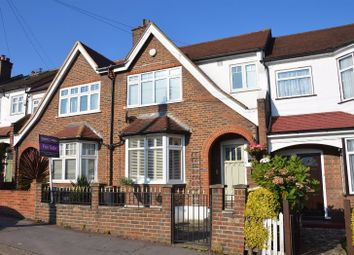 Thumbnail 3 bed terraced house for sale in Bradley Road, Upper Norwood