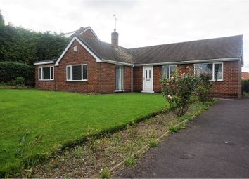 Thumbnail 3 bed detached bungalow for sale in Stockingate, Pontefract