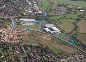 Thumbnail Industrial for sale in Norton Fitzwarren, Taunton