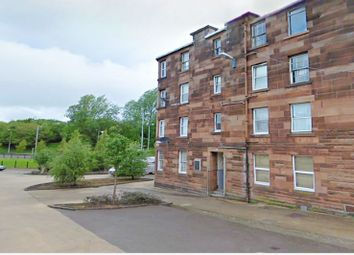 Thumbnail 1 bed flat for sale in 5, Robert Street, Flat 2-2, Port Glasgow, Inverclyde PA145Nw