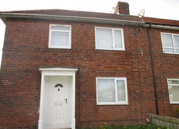 Thumbnail 2 bed semi-detached house to rent in 7 Richardson Avenue, South Shields