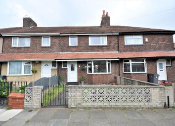 Thumbnail 3 bed terraced house for sale in Hurstmere Avenue, Blackpool, Lancashire