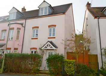Thumbnail 3 bed semi-detached house to rent in Barentin Way, Petersfield