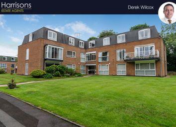 Thumbnail 2 bed flat for sale in Hillside Court, Heaton, Bolton, Lancashire.
