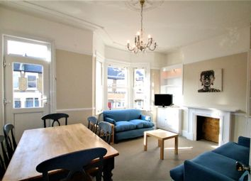 Thumbnail 3 bed flat to rent in Mirabel Road, Fulham, London