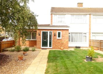 Thumbnail 4 bed semi-detached house to rent in Newton Road, Bletchley, Milton Keynes