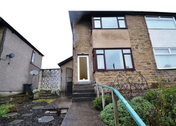 Thumbnail 2 bed semi-detached house for sale in Lynden Avenue, Shipley