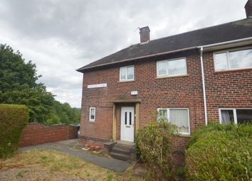 Thumbnail 2 bed semi-detached house to rent in Harborough Avenue, Manor Park, Sheffield