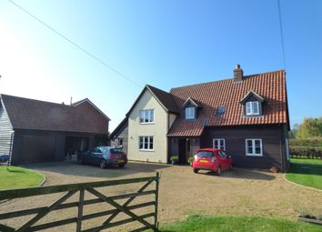Thumbnail 4 bed detached house to rent in Assington, Sudbury, Suffolk