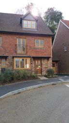 Thumbnail 3 bed terraced house to rent in Woodland Way, Hastings