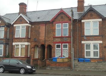 Thumbnail 1 bedroom flat to rent in 621 London Road, Wilmorton, Derby